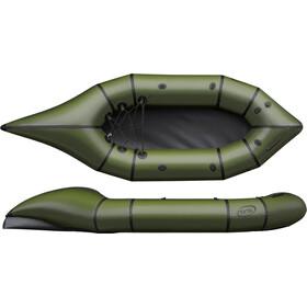 nortik CityRaft Boat dark green/black
